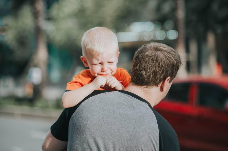 Manage Overly Emotional Child