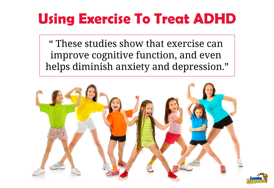 Exercise Is Adhd Medication >> How Exercise Can Treat Adhd Just Like Medicine