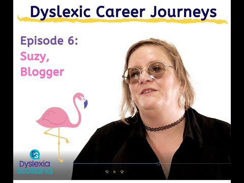 A Dyslexic Blogger